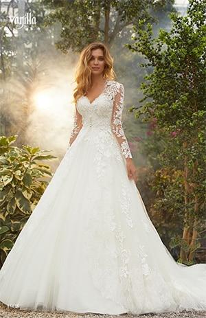 ee64ab482a7 Robes de mariée Vanilla Sposa