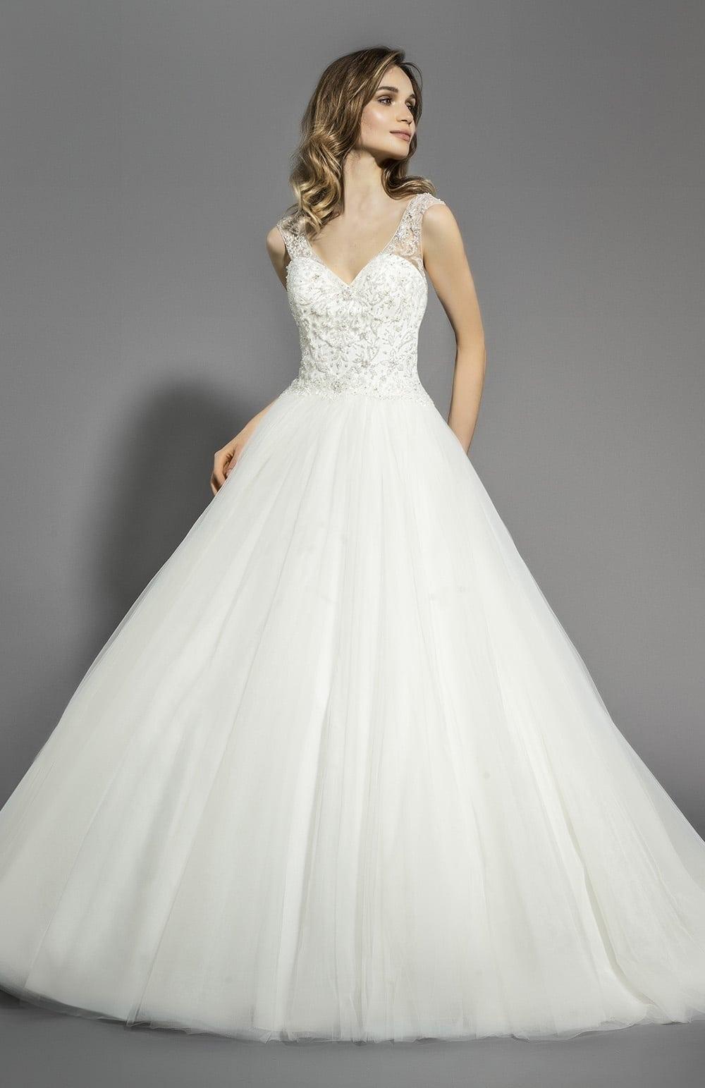 Robes de mariée style Volume