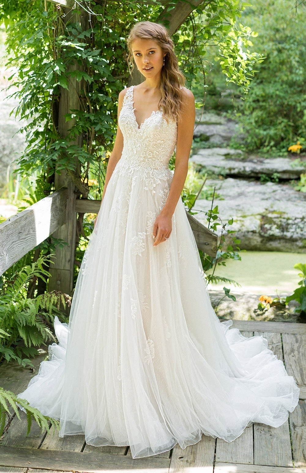 Robe de mariée Modèle Naomi