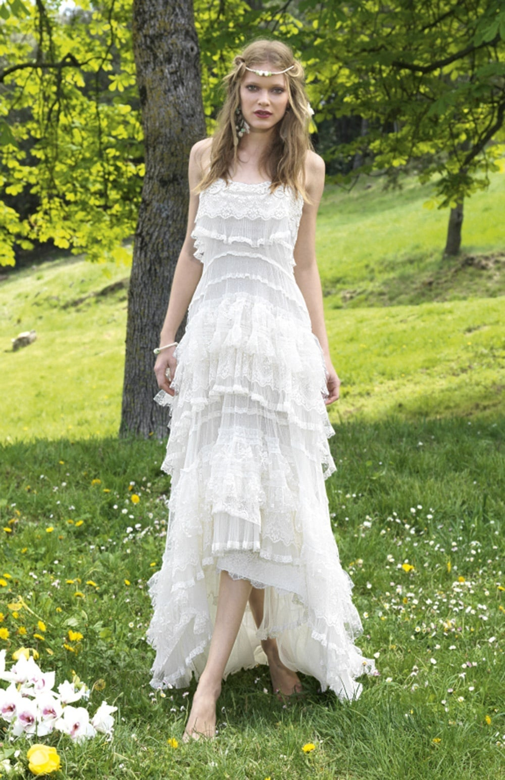 Robe de mariée Modèle Nicol – 899 €