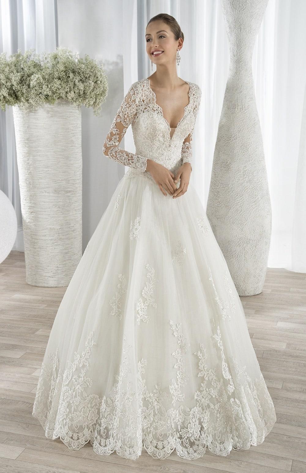 Robe de mariée Modèle Elvine – 646