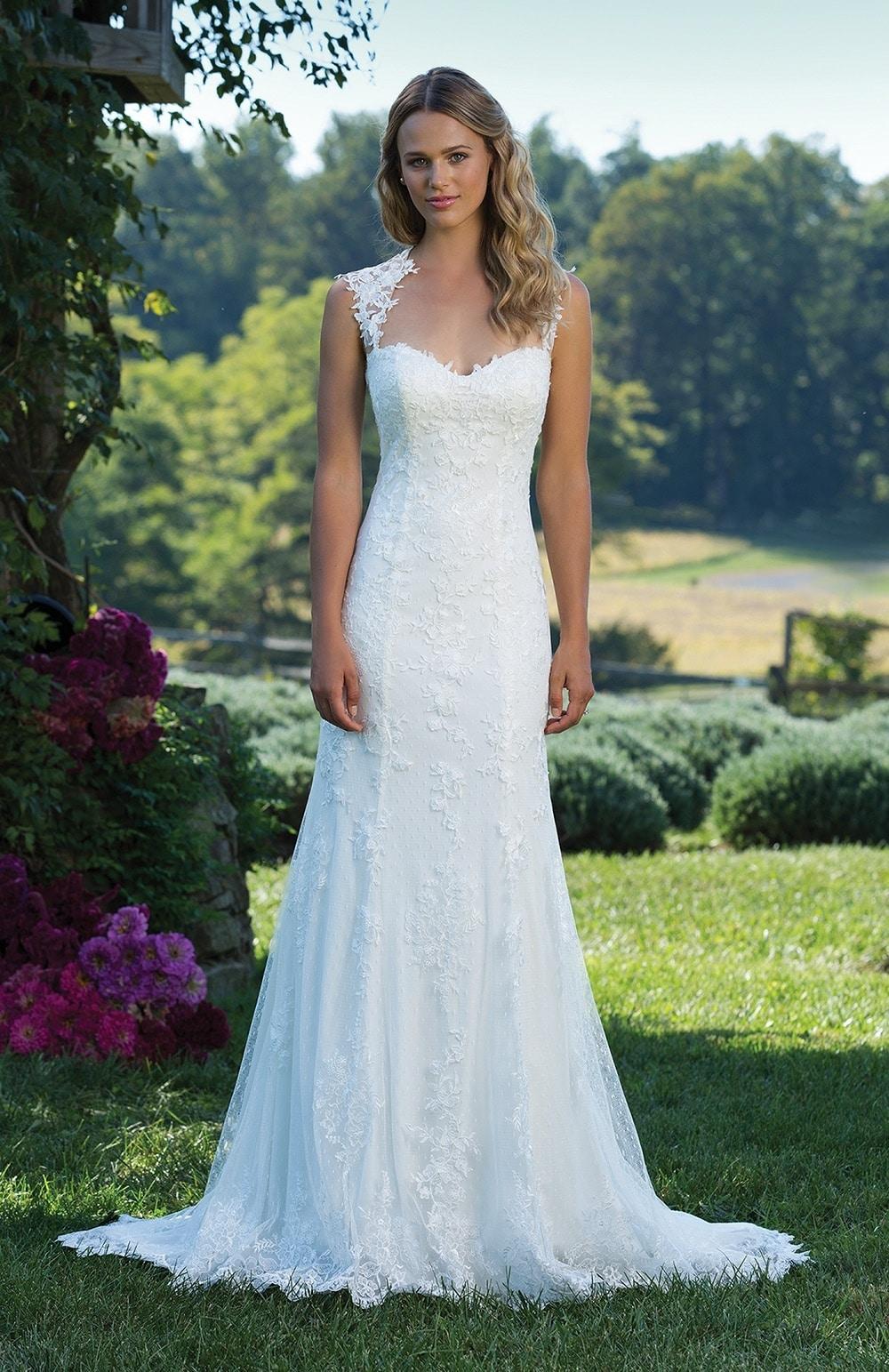 Robe de mariée Modèle Michelle – 3885