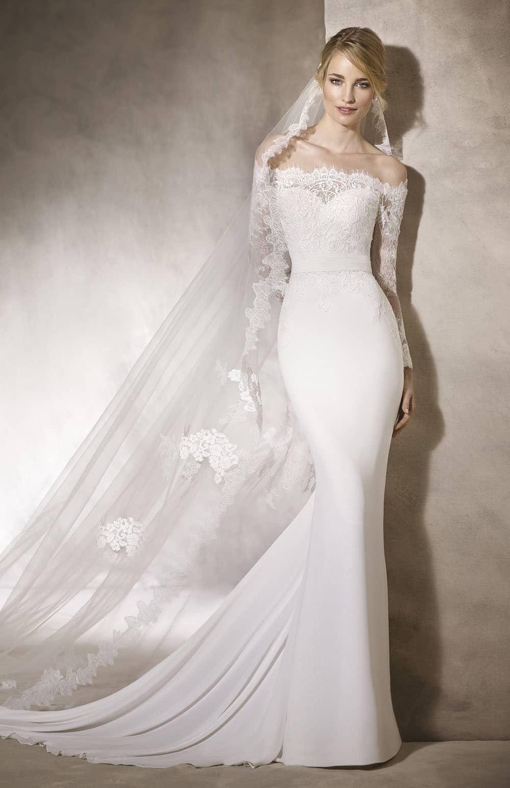Robe de mariée Modèle Hadrea