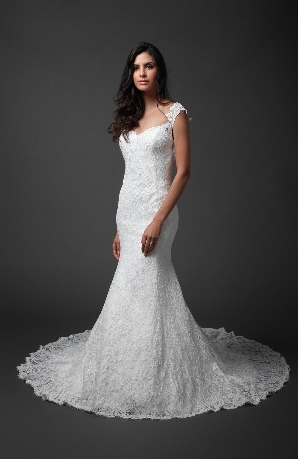 Robe de mariée Modèle Calypso