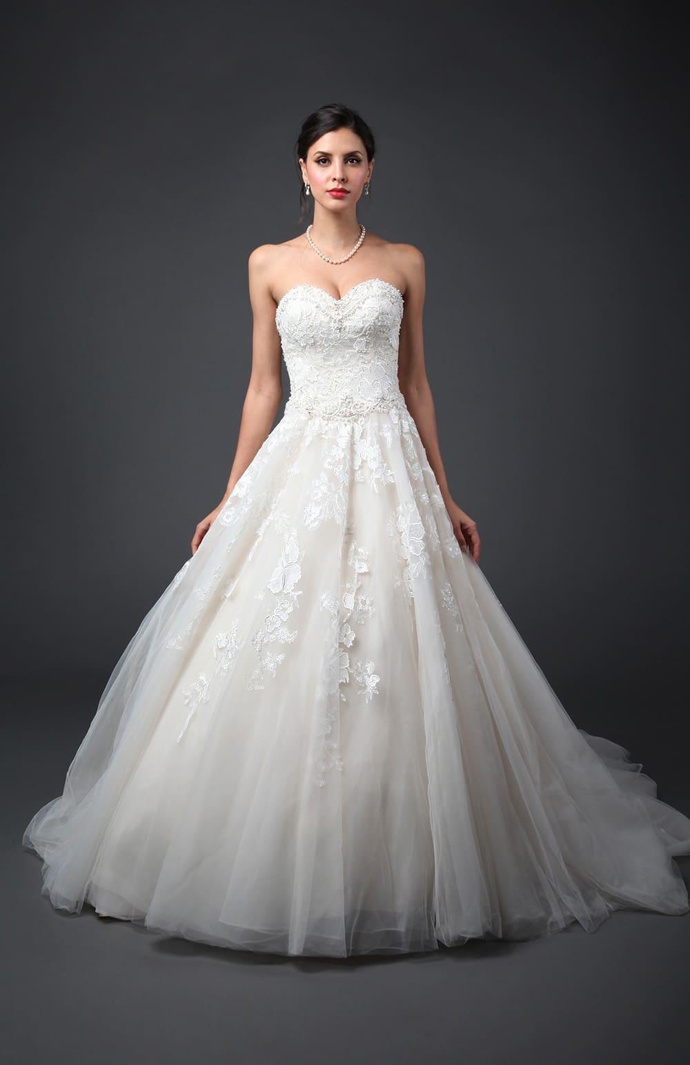 Robe de mariée Modèle Colombe