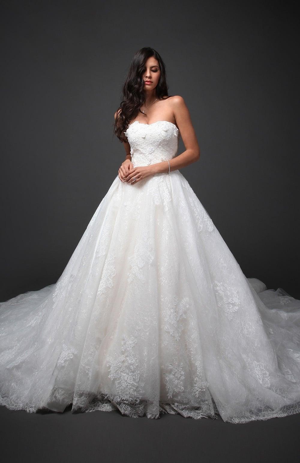 Robe de mariée Modèle Feriel