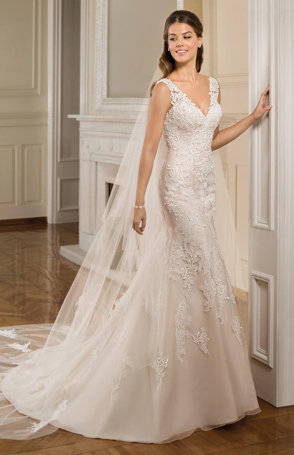 Robe de mariée Modèle Janelle – 7878