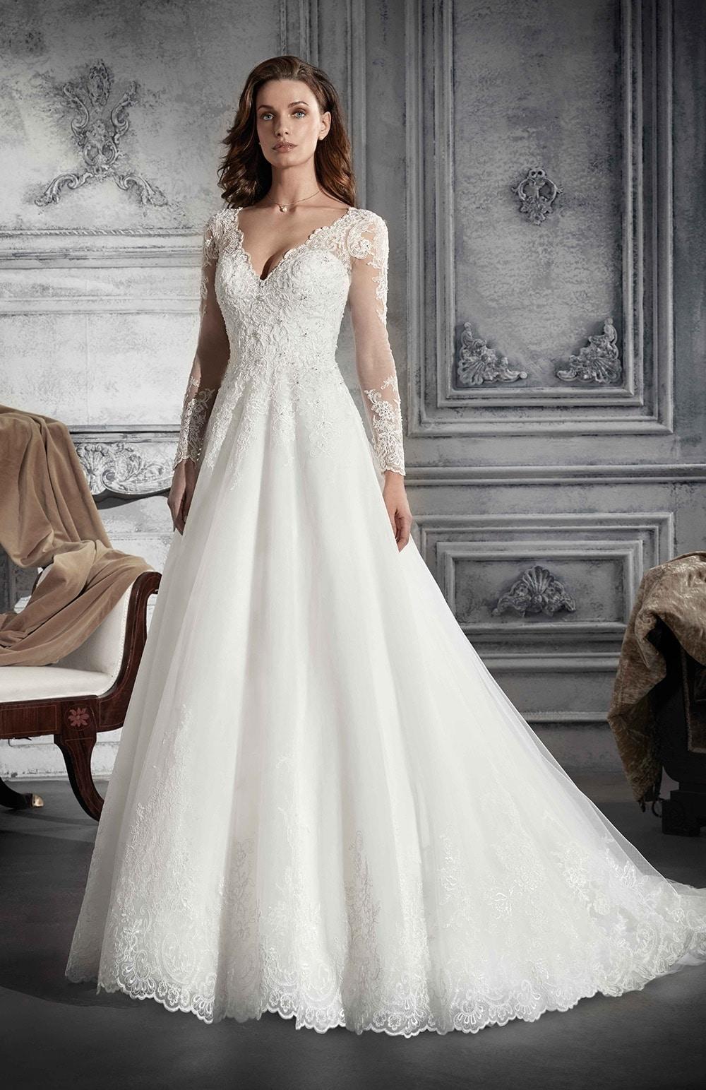 Robe de mariée Modèle Elisa – 737