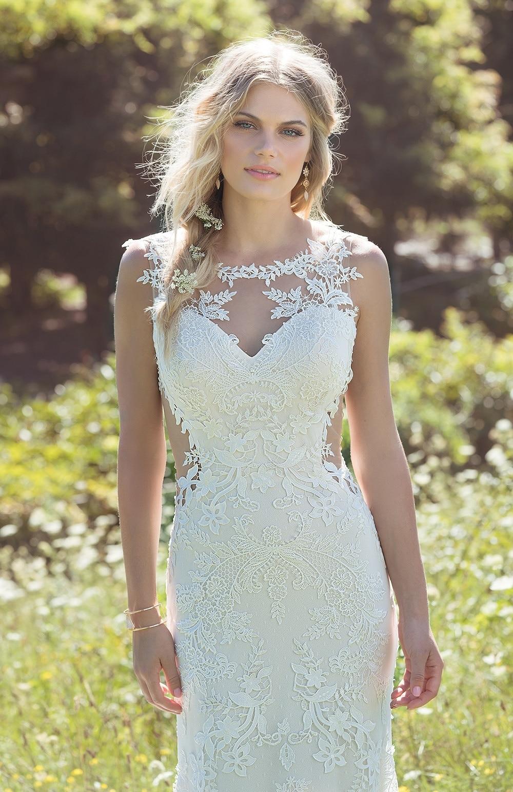Robe de mariée Modèle Nady – 6485