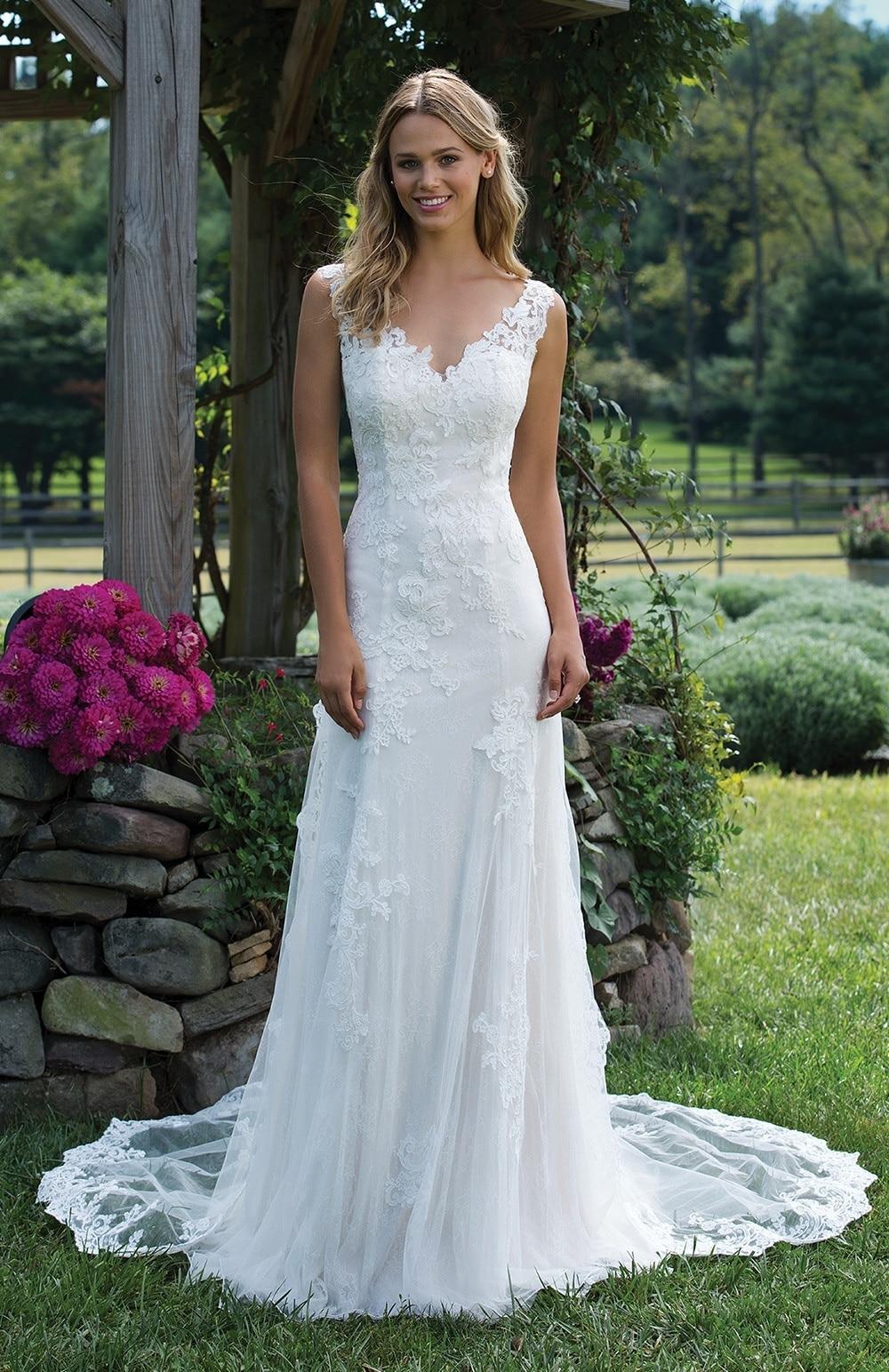 Robe de mariée Modèle Salma