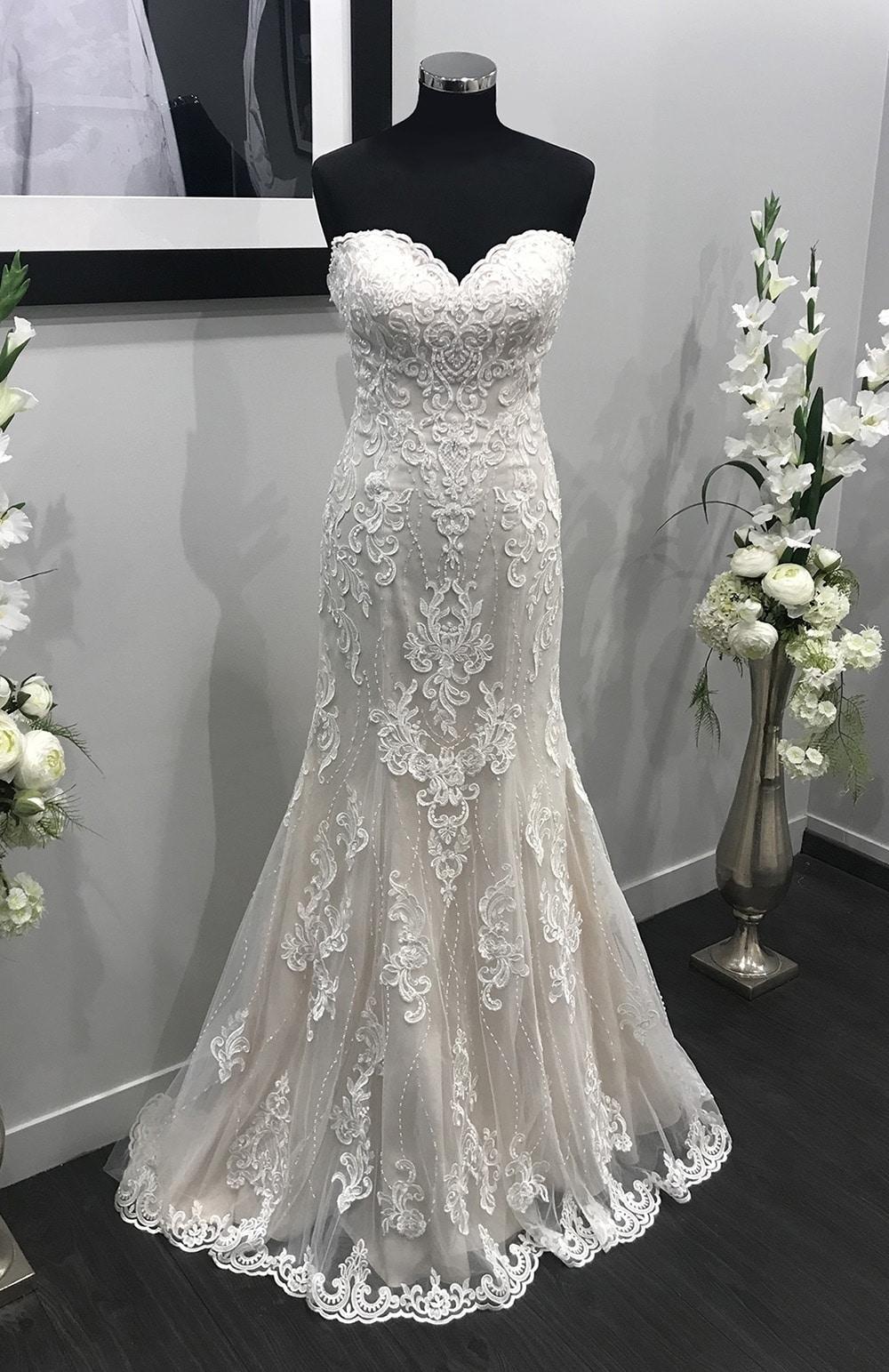 Robe de mariée Modèle Marylin – 799 €