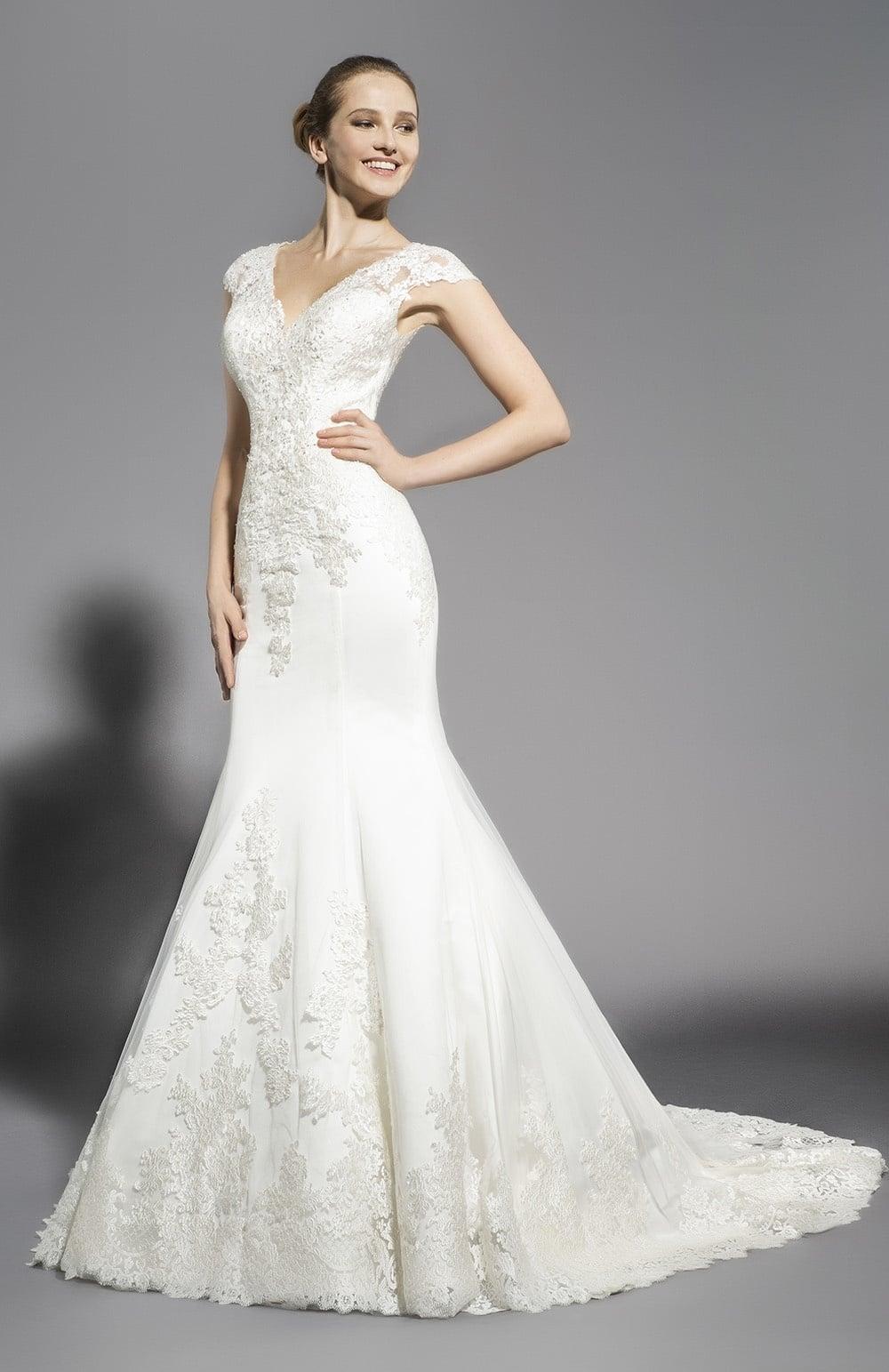 Robe de mariée Modèle Maely