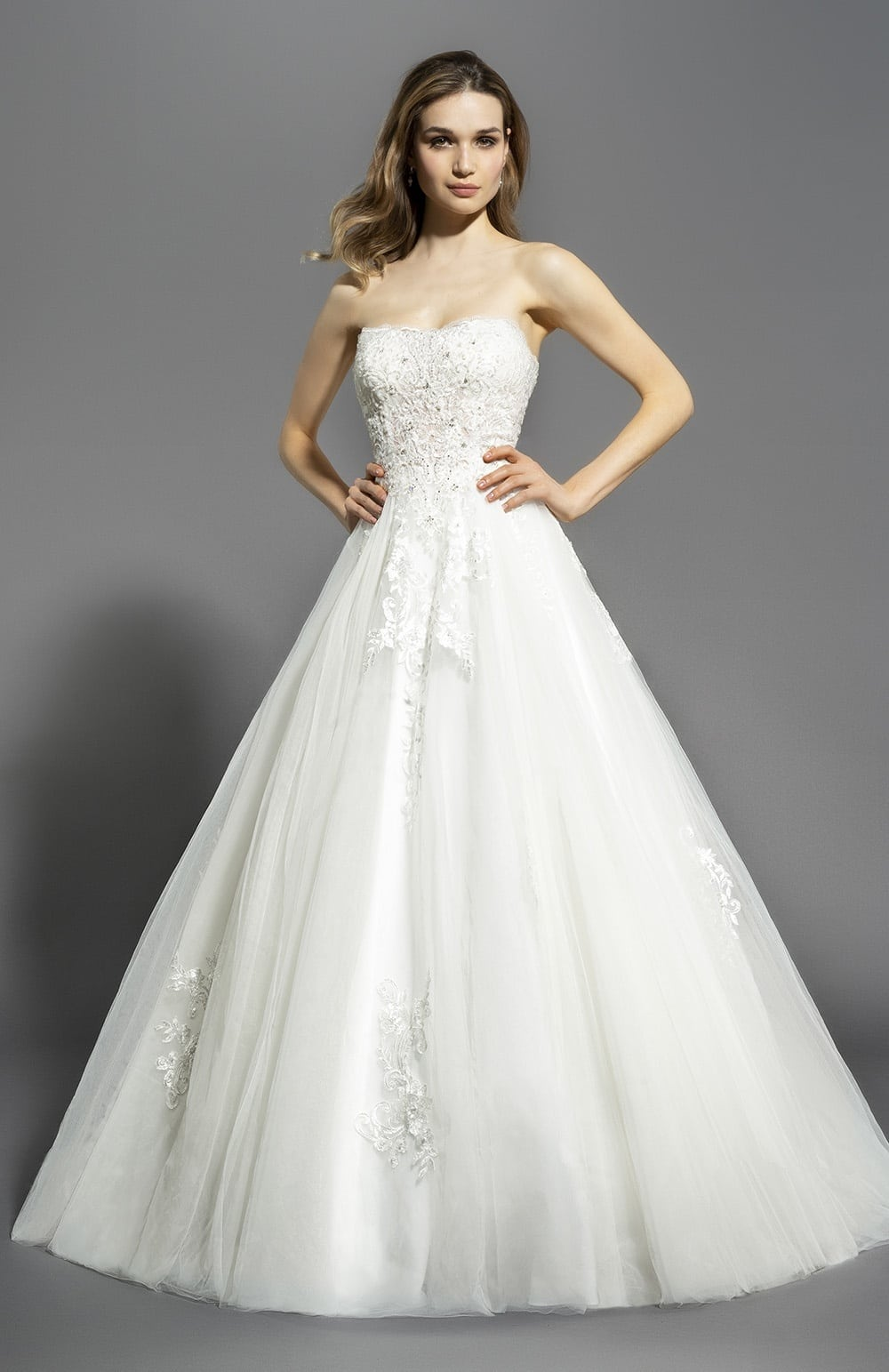 Robe de mariée Modèle Malory