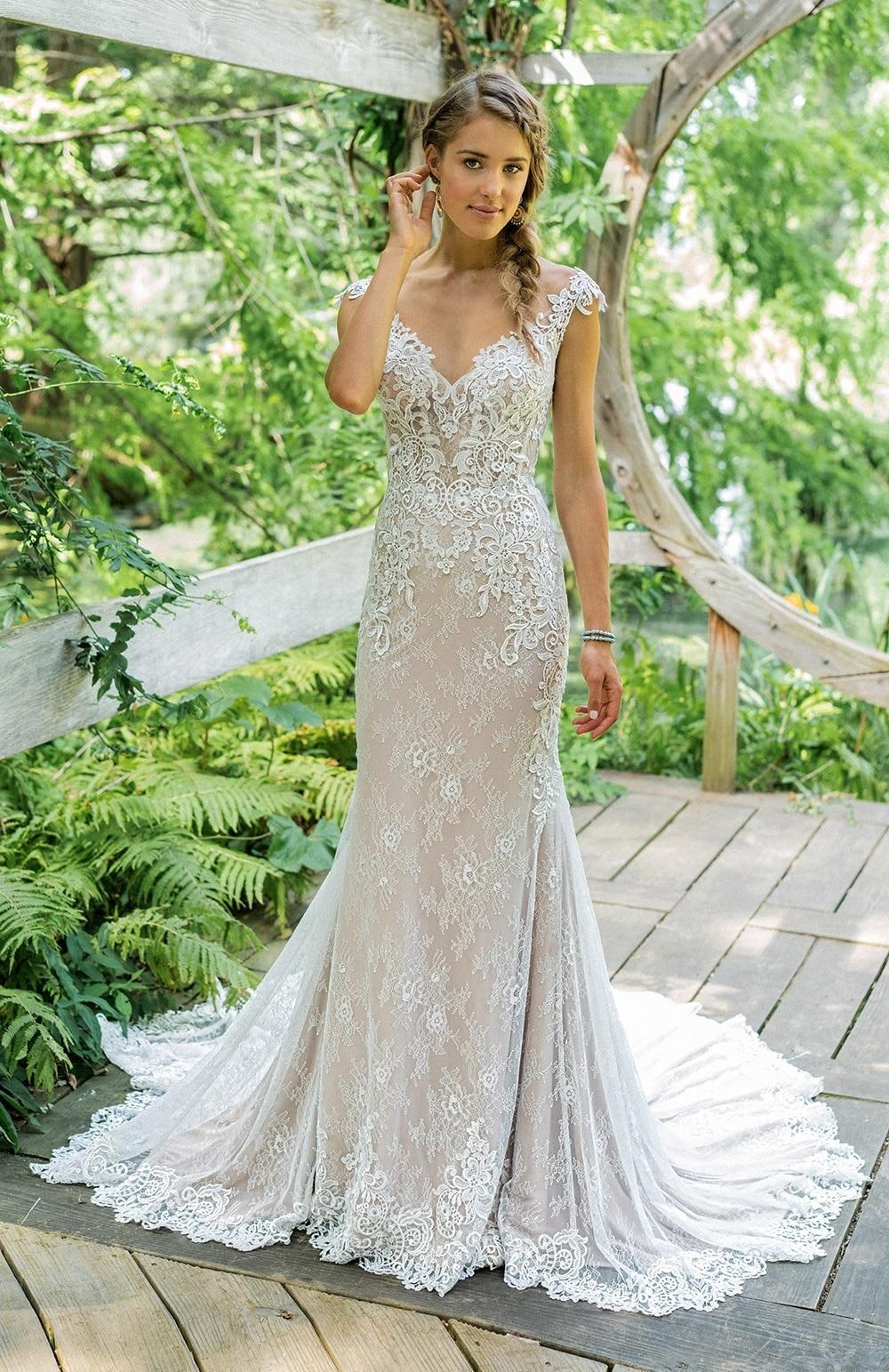 Robe de mariée Modèle Neda – 66012