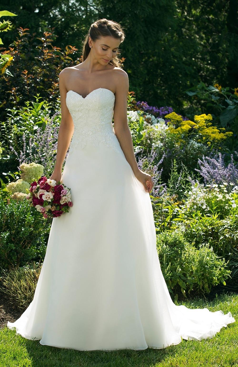 Robe de mariée Modèle 11010 – Tara