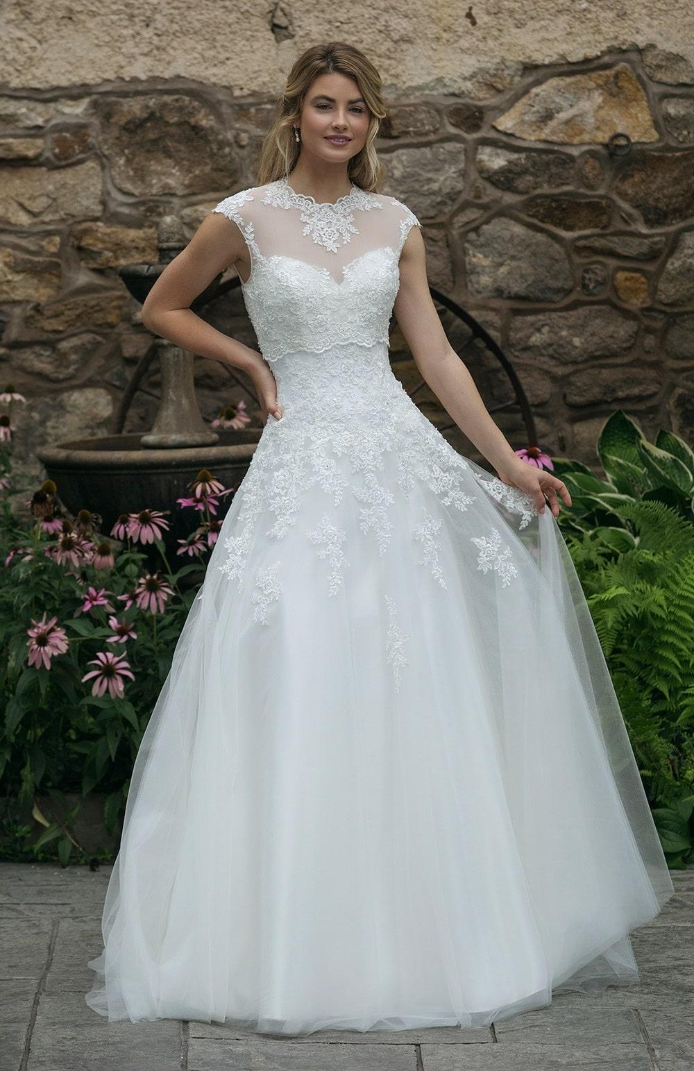 Robe de mariée Modèle Sierra