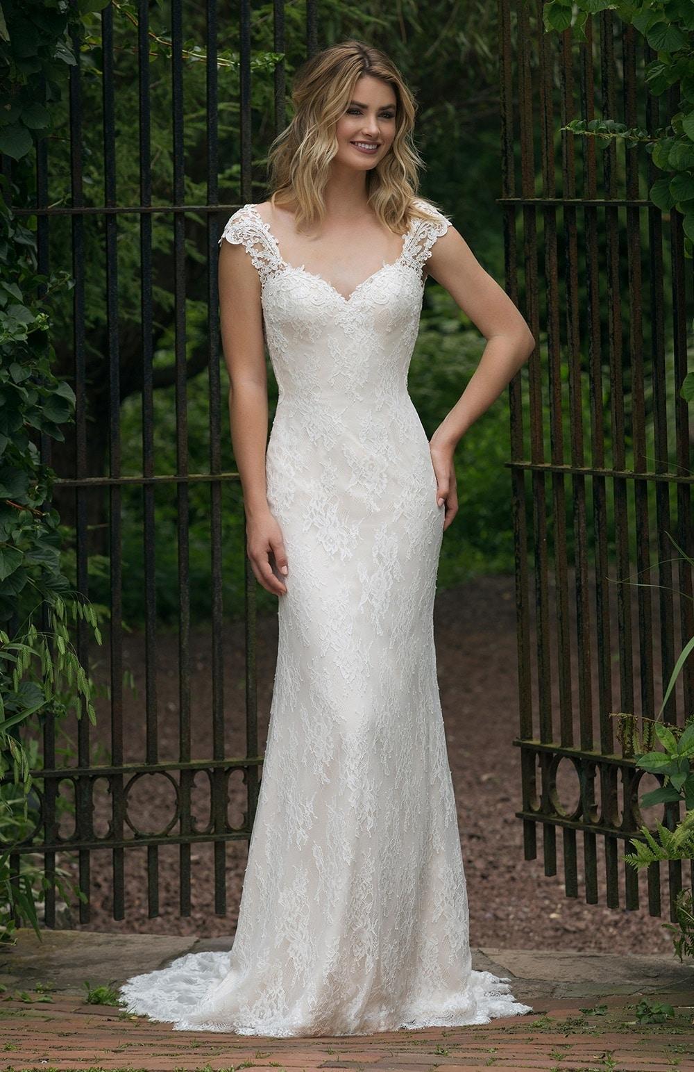 Robe de mariée Modèle Salomé
