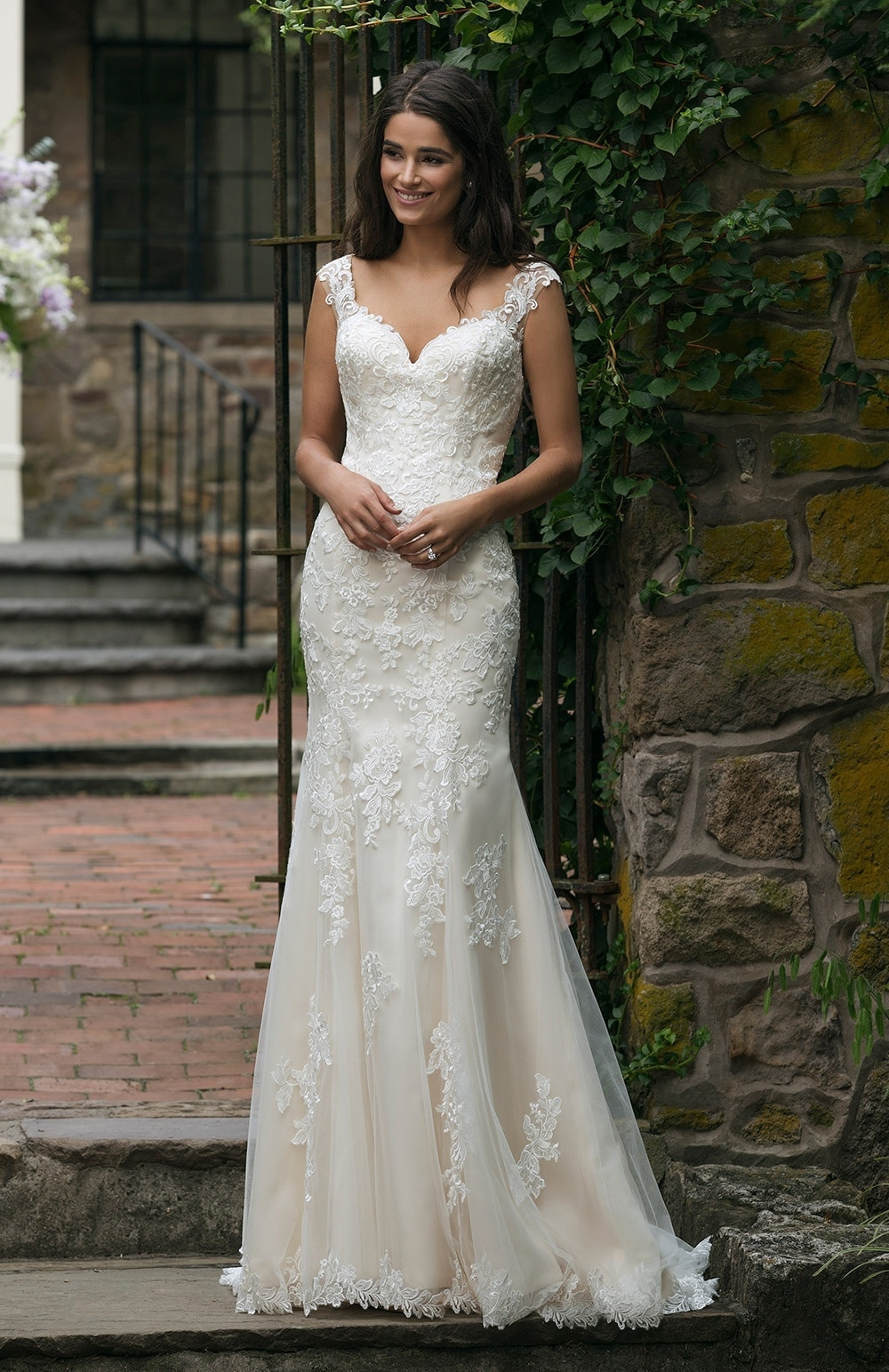 Robe de mariée Modèle 44054 – Samuelle