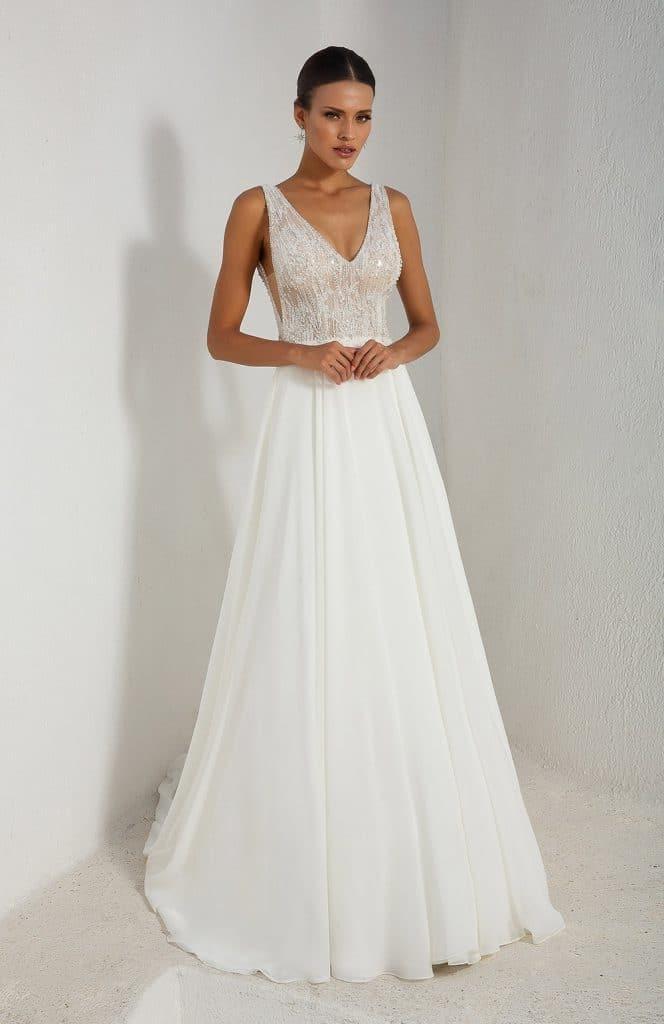 Robe de mariee sur mesure brest