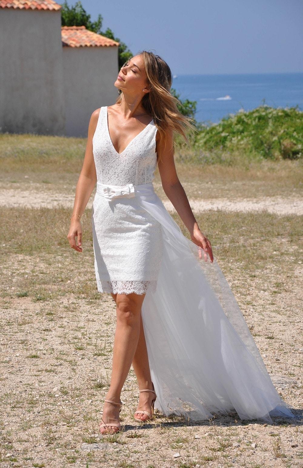 Robe de mariée Modèle Anna