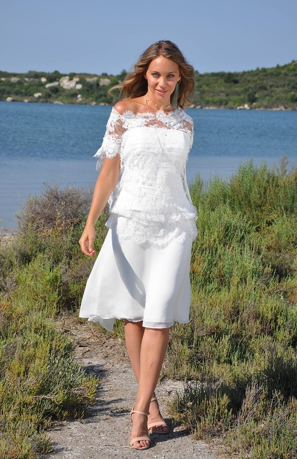 Robe de mariée Modèle Armance