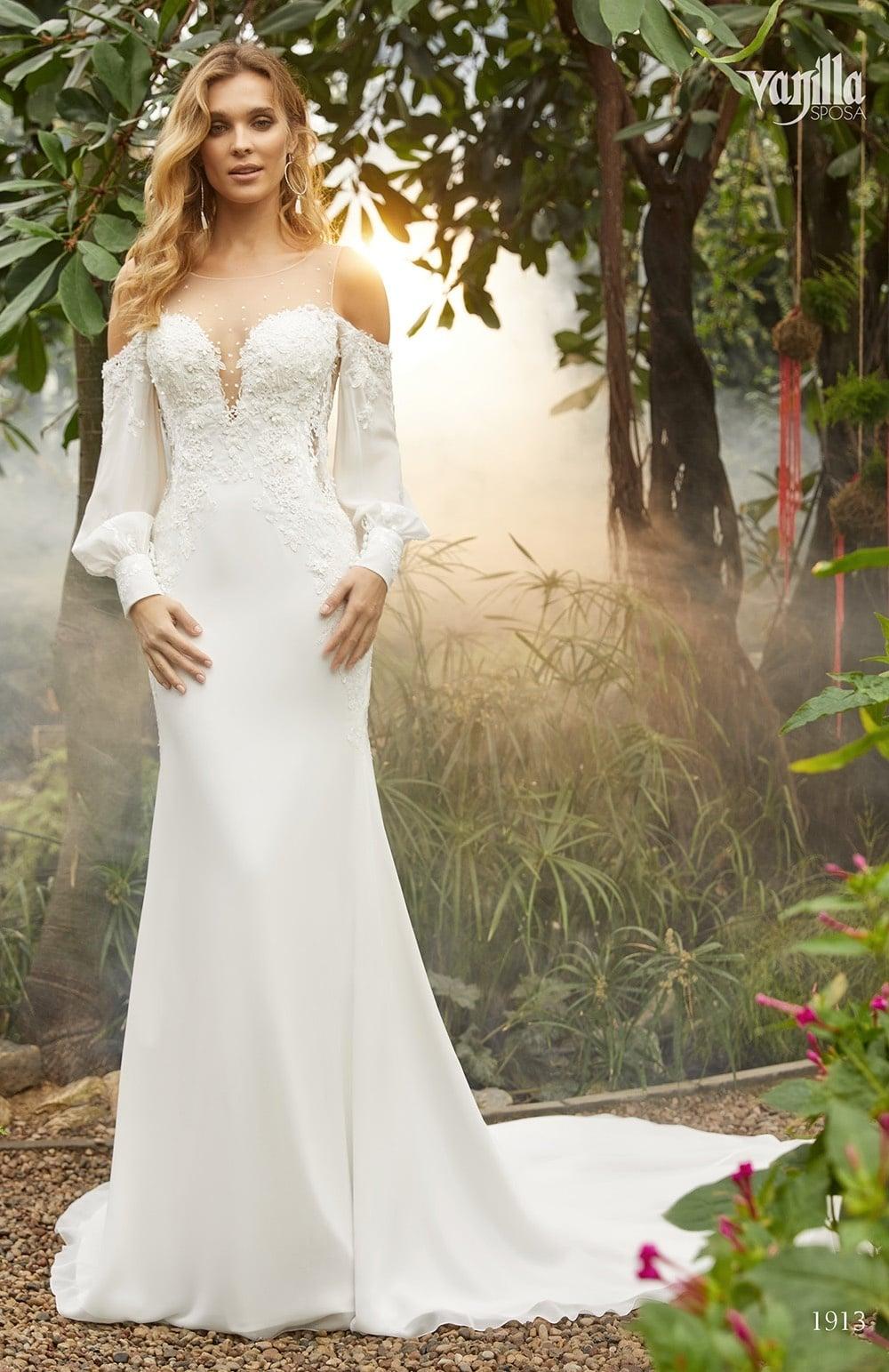 Robe de mariée Modèle Vesna