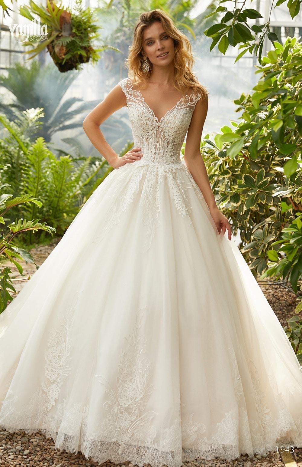 Robe de mariée Modèle Venise