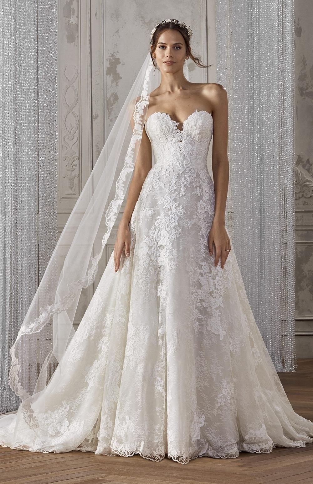 Robe de mariée Modèle Kapriel
