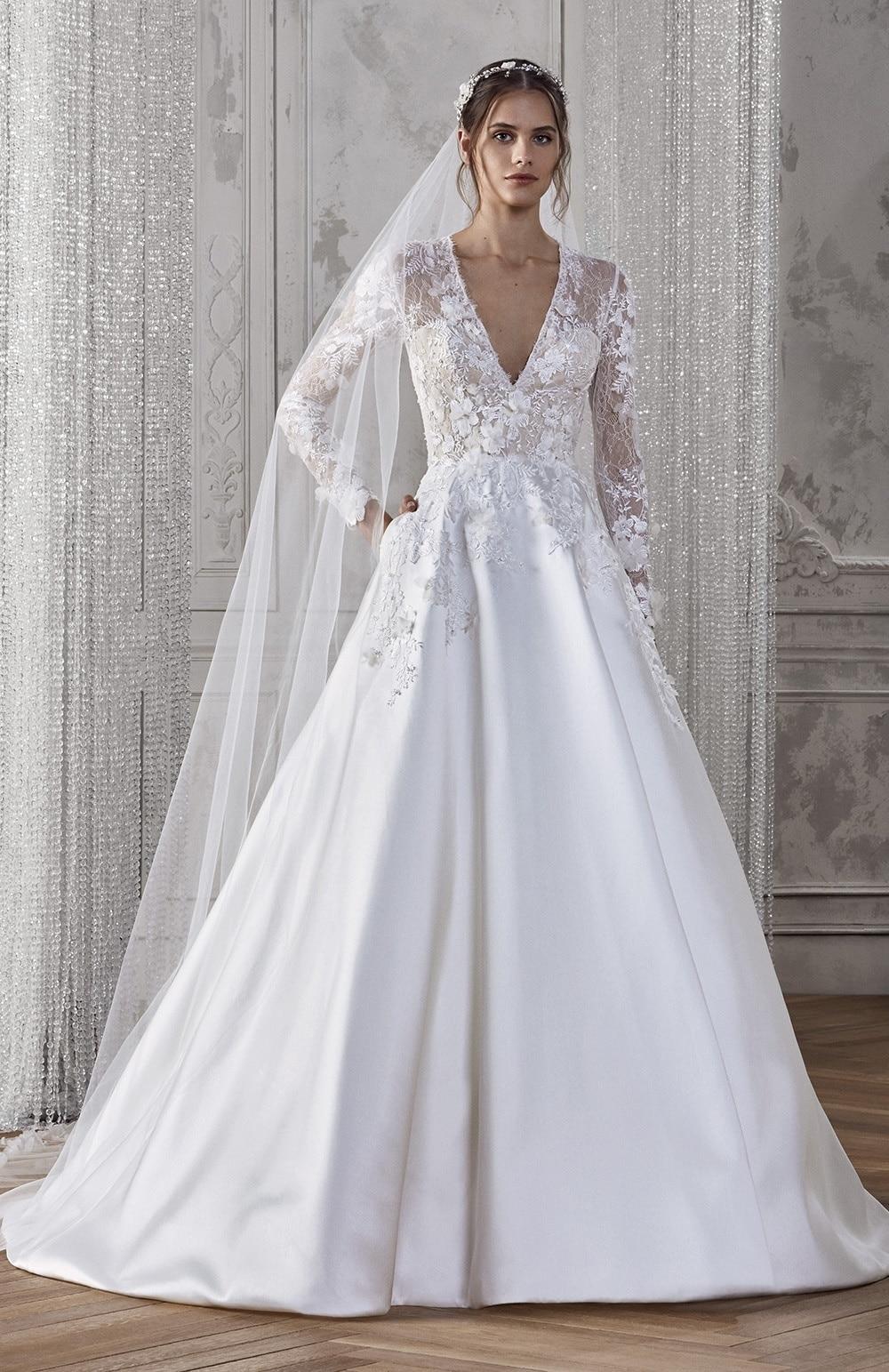 Robe de mariée Modèle Kasmira