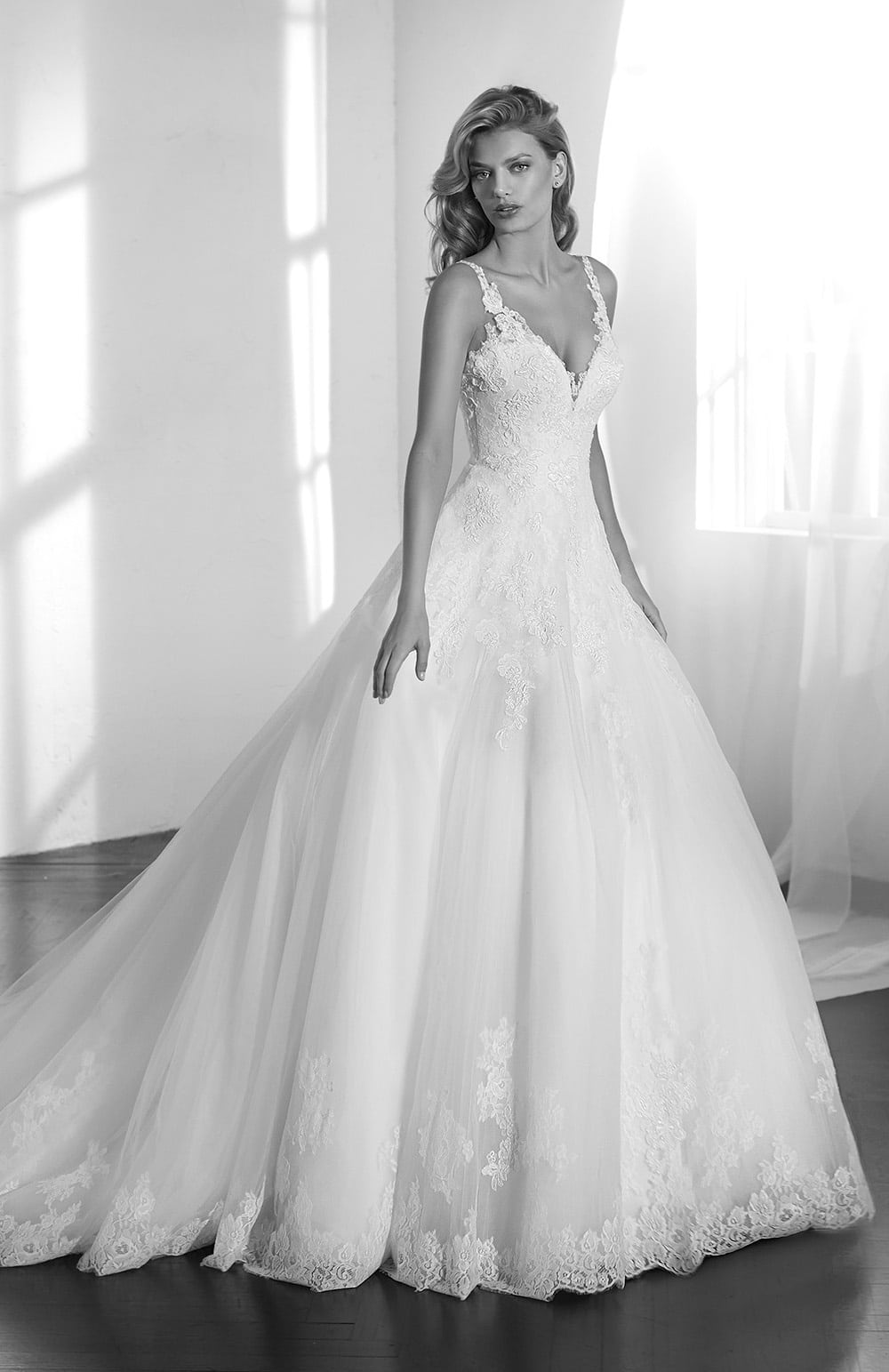 Robe de mariée Modèle Zingara