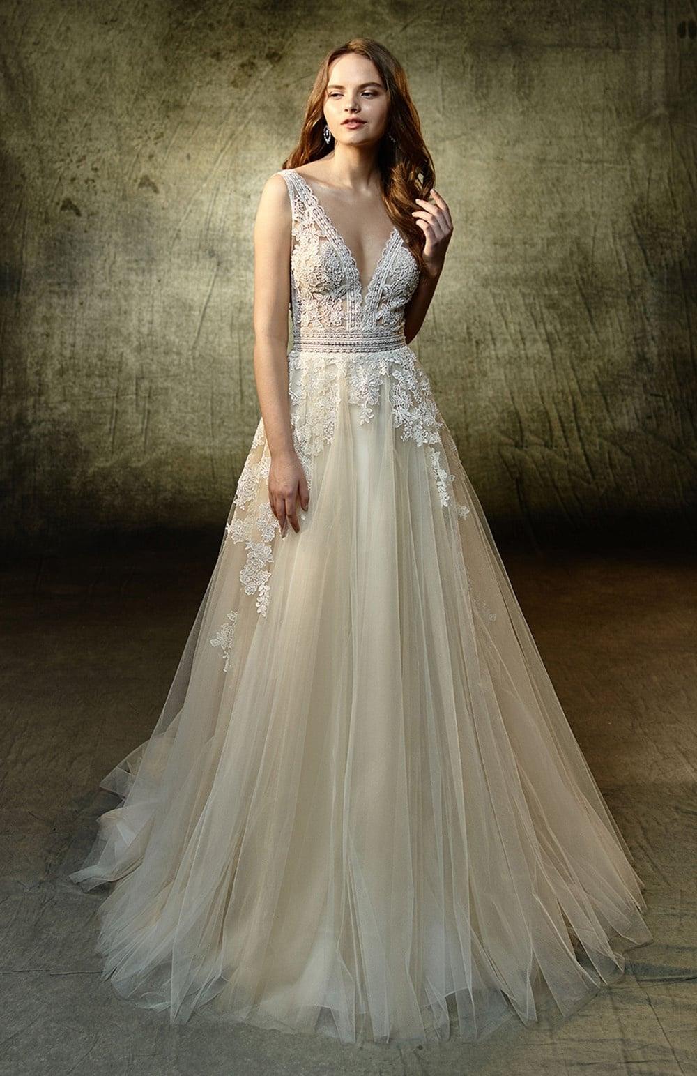 Robe de mariée Modèle Lavender