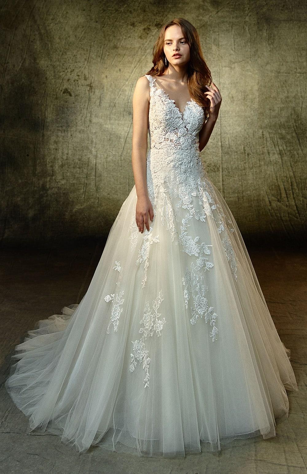 Robe de mariée Modèle Lourdes