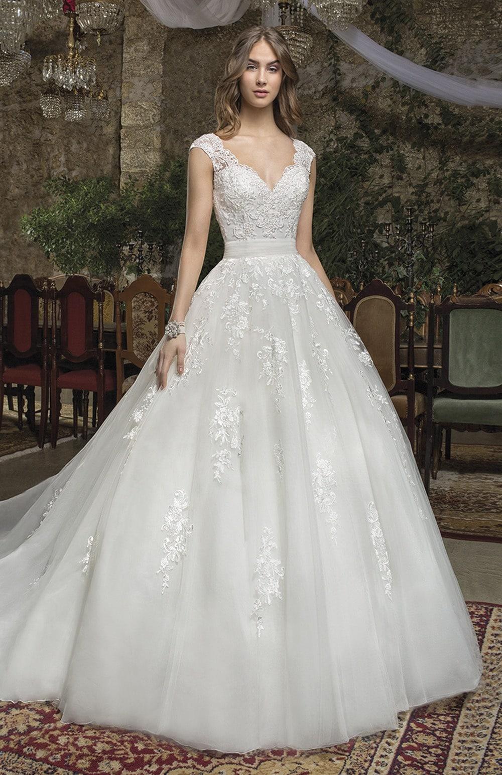 Robe de mariée Modèle Jacinthe – 7940