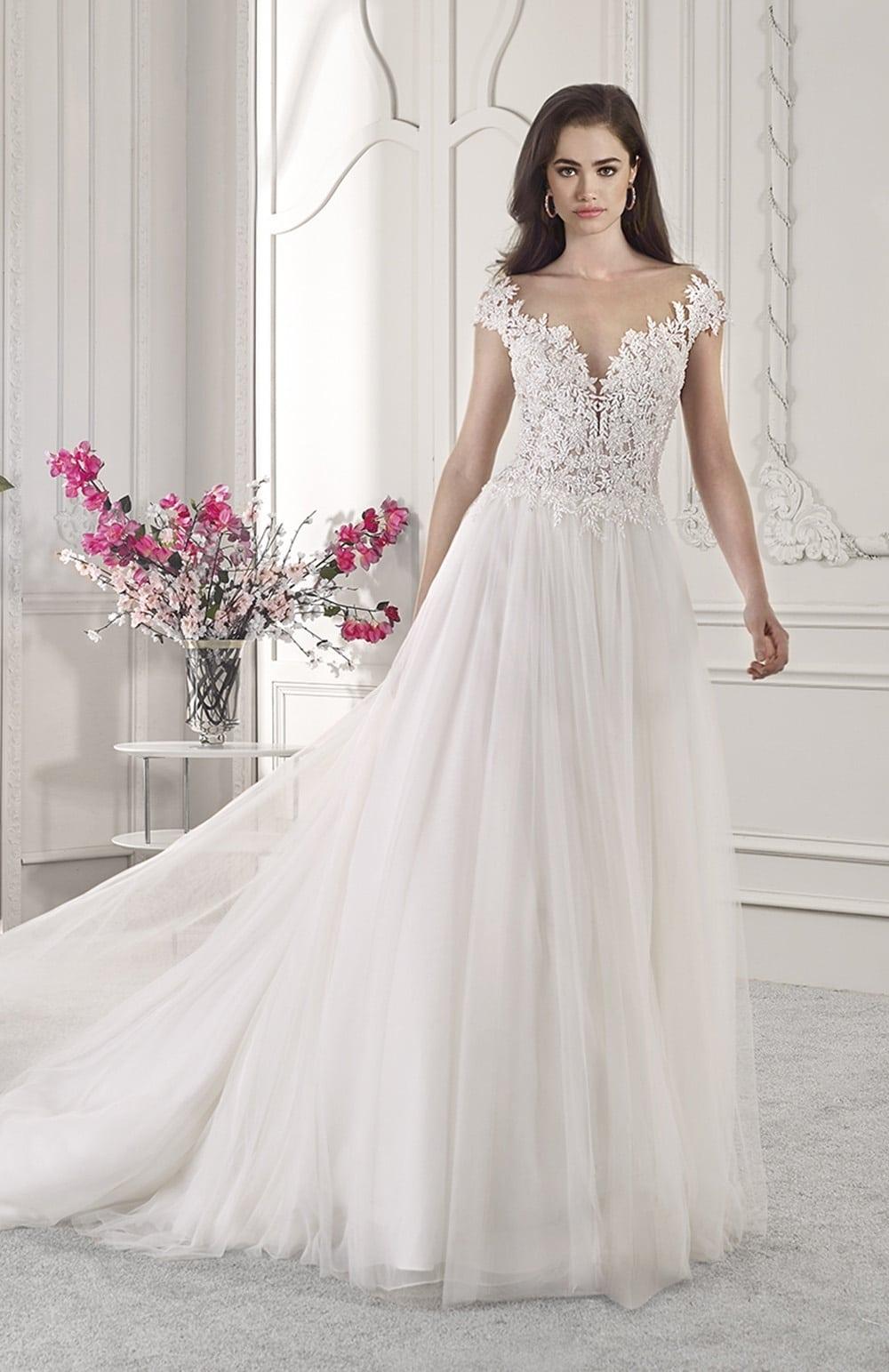 Robe de mariée Modèle Effie – 827