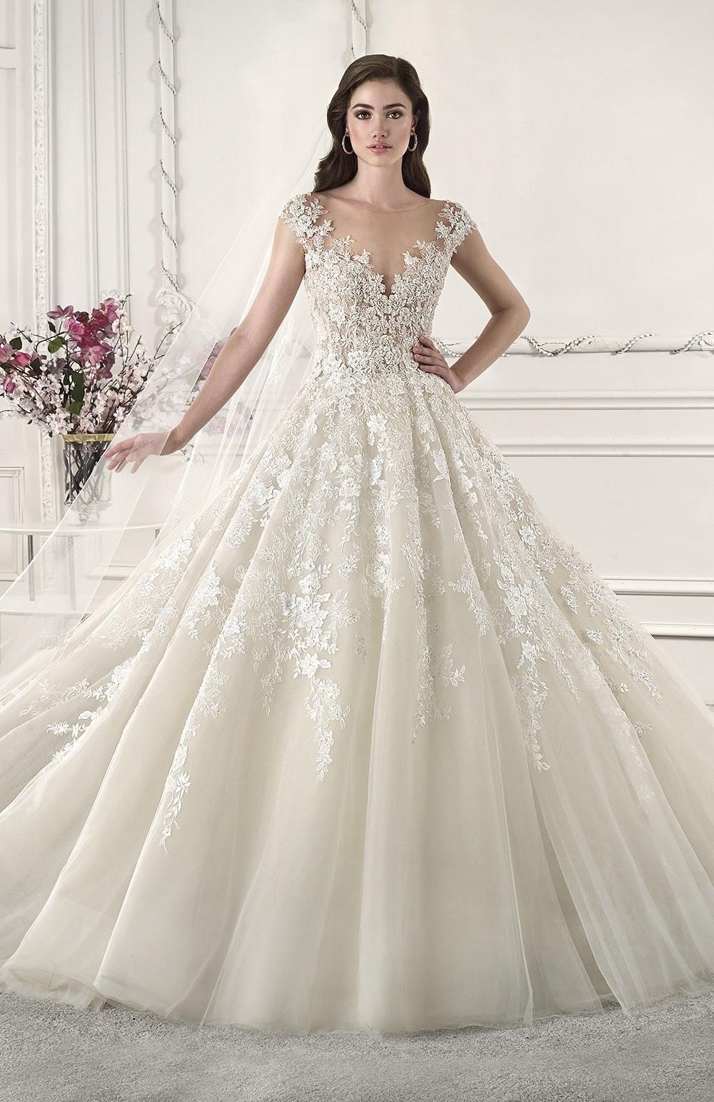 Robe de mariée Modèle Ema – 873
