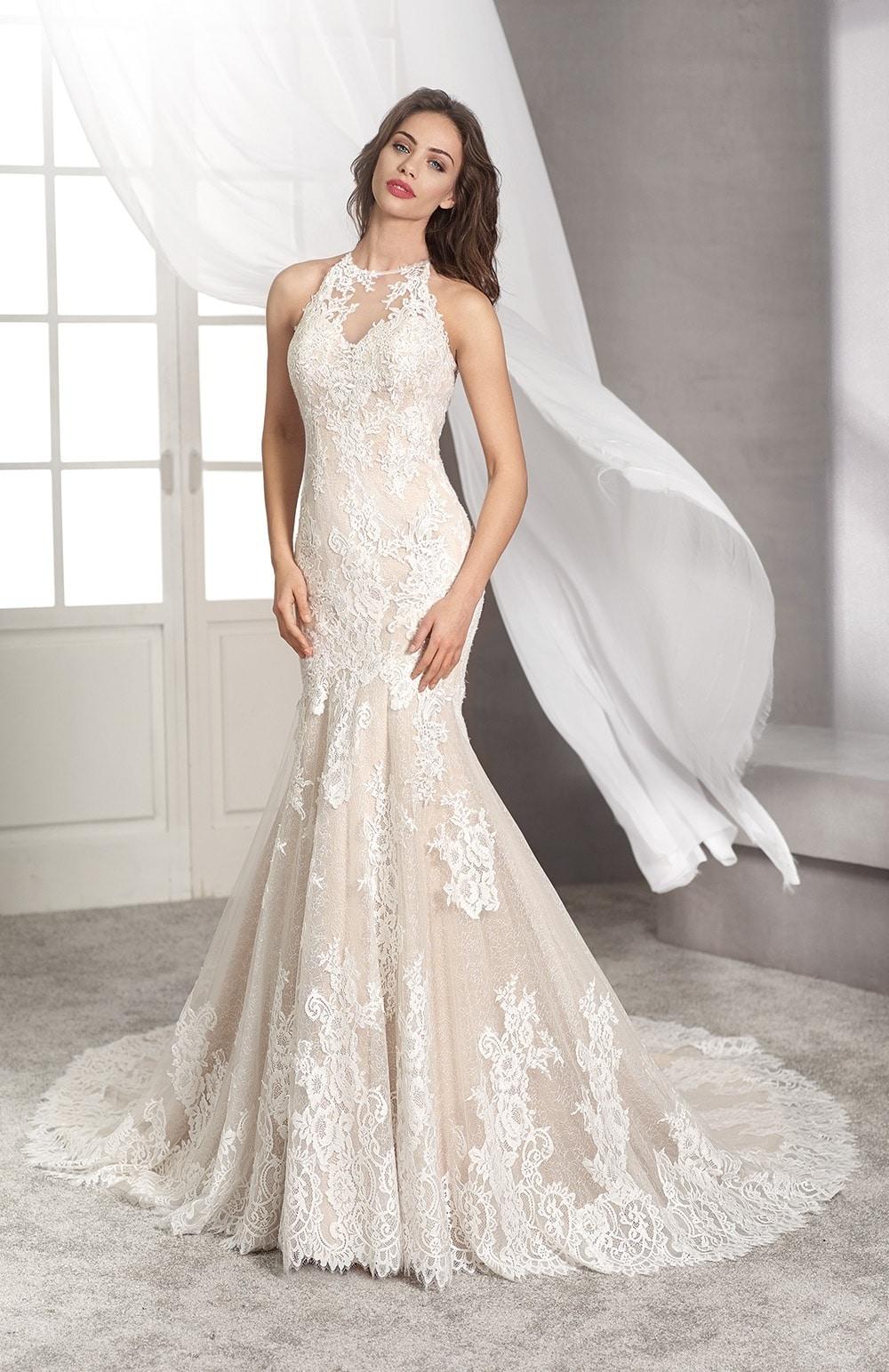 Robe de mariée Modèle Flavie – 5437