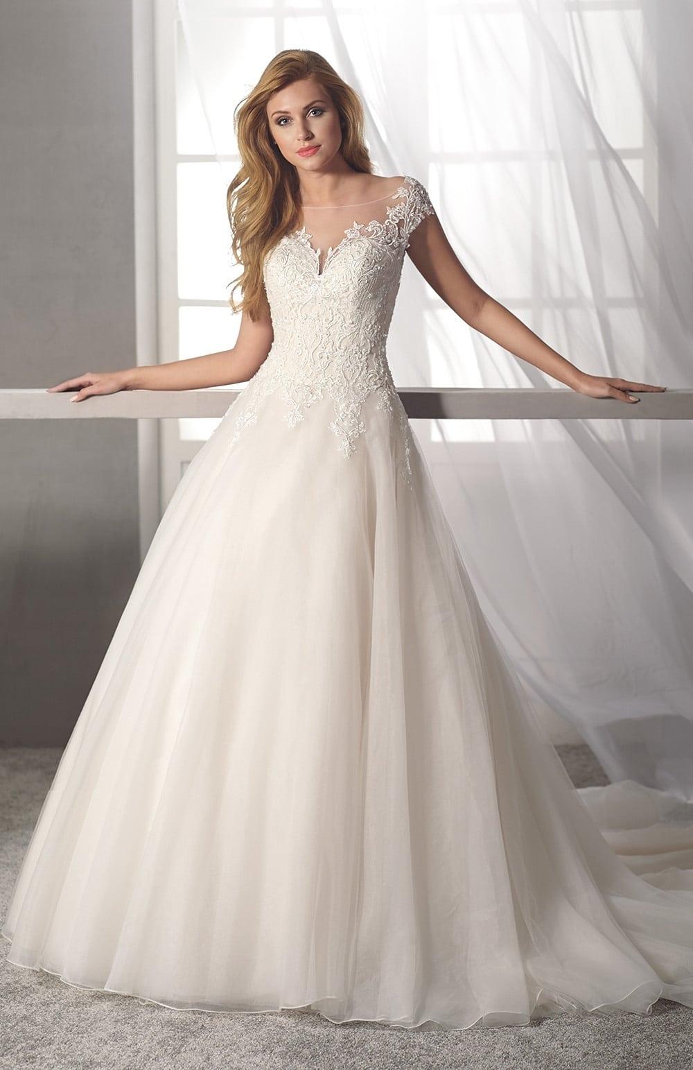 Robe de mariée Modèle Florence – 5473