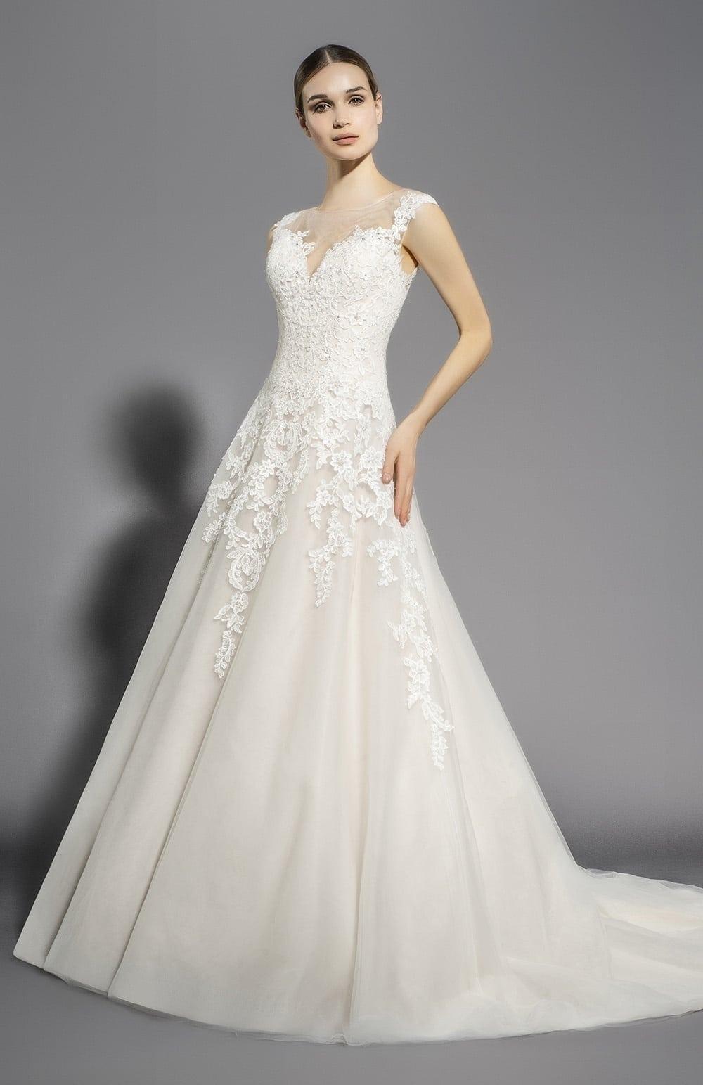 Robe de mariée Modèle Magalie