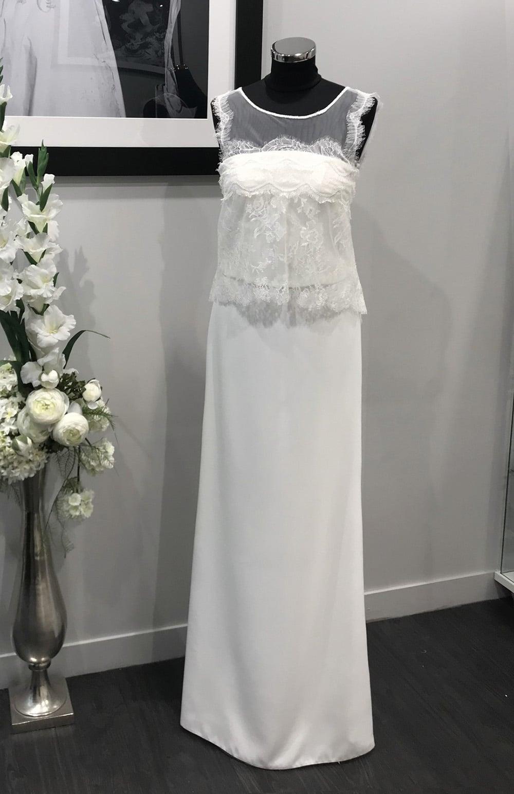 Robe de mariée Modèle Luna – 499 €