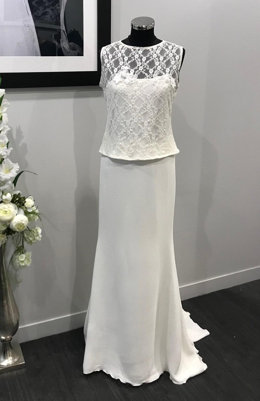 Robe de mariée Modèle Lydia – 499 €