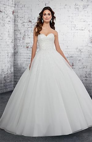 Robes de mariée Madeline Gardner NY.