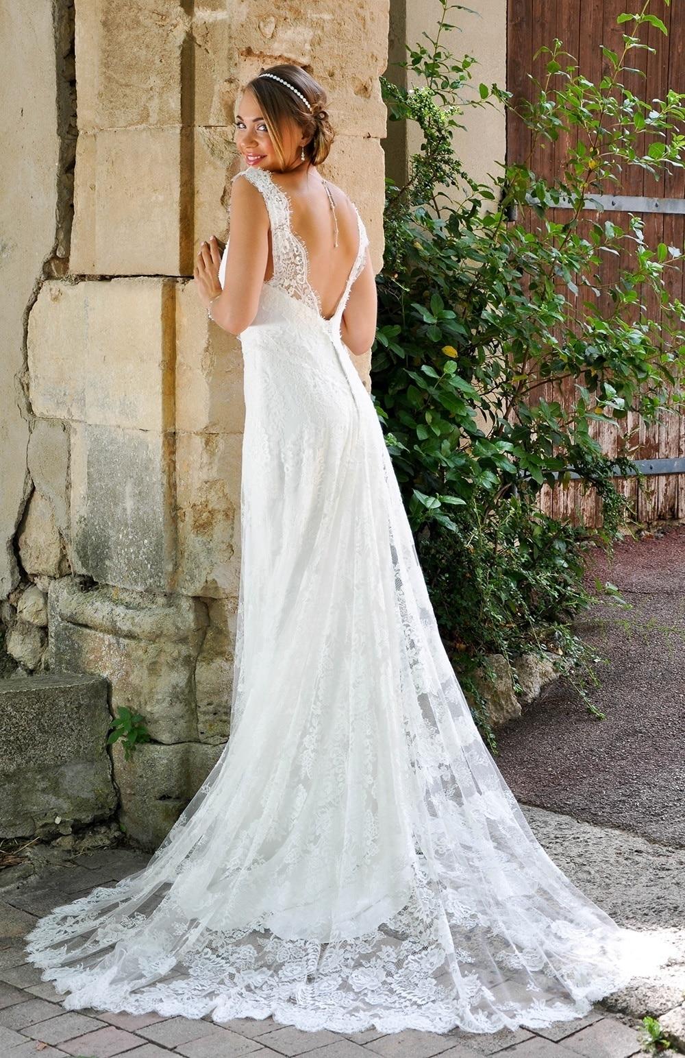 Robe de mariée Modèle Bonbon