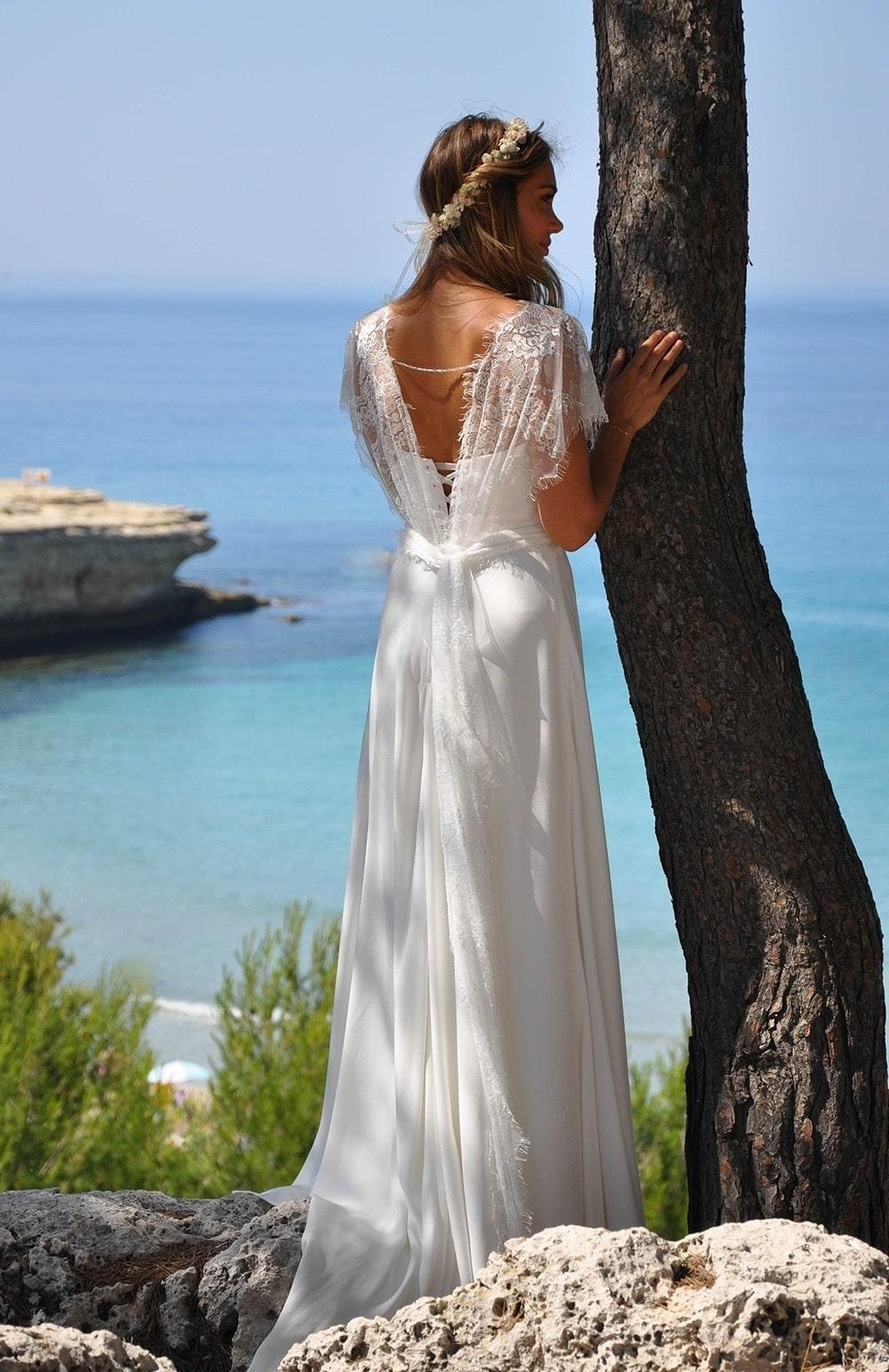 Robe de mariée Modèle Frigolet