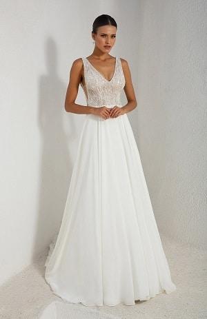Robes de mariée style Trapèze
