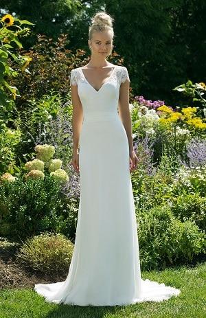 Robes de mariée style Fluide - Sirène