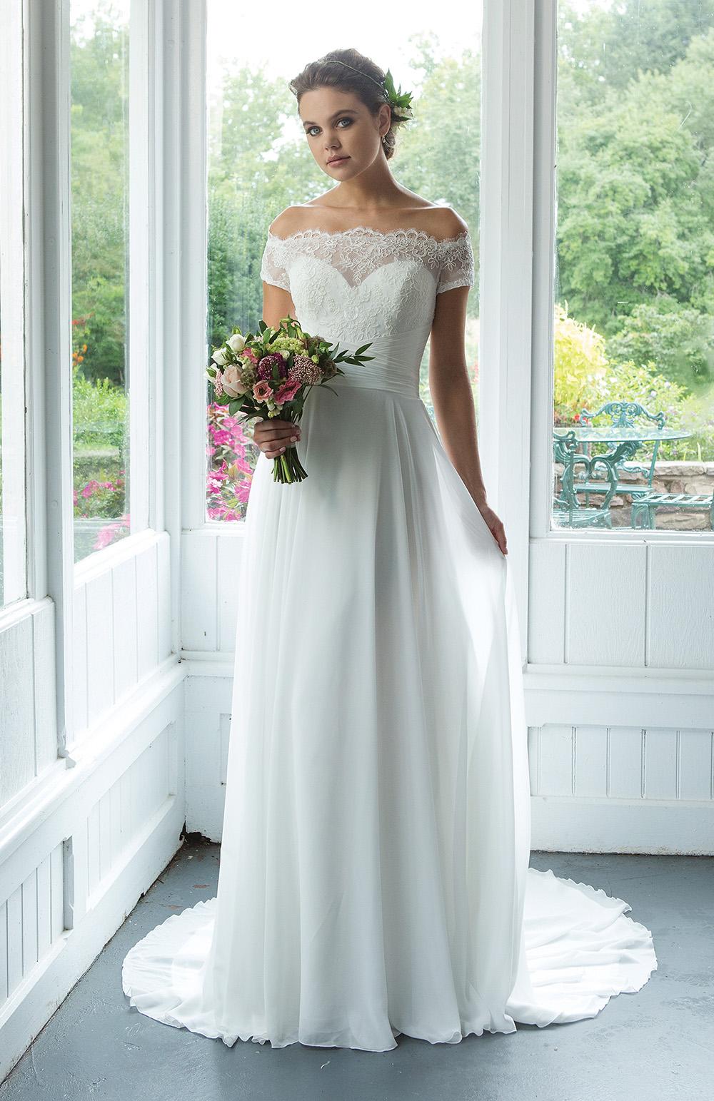 Robe de mariée Modèle Tama