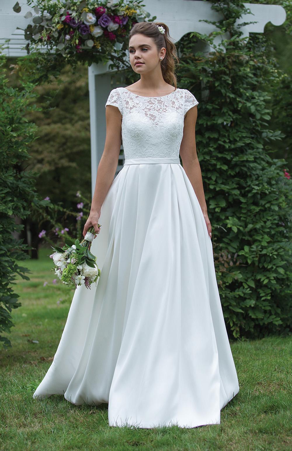 Robe de mariée Modèle Thémis