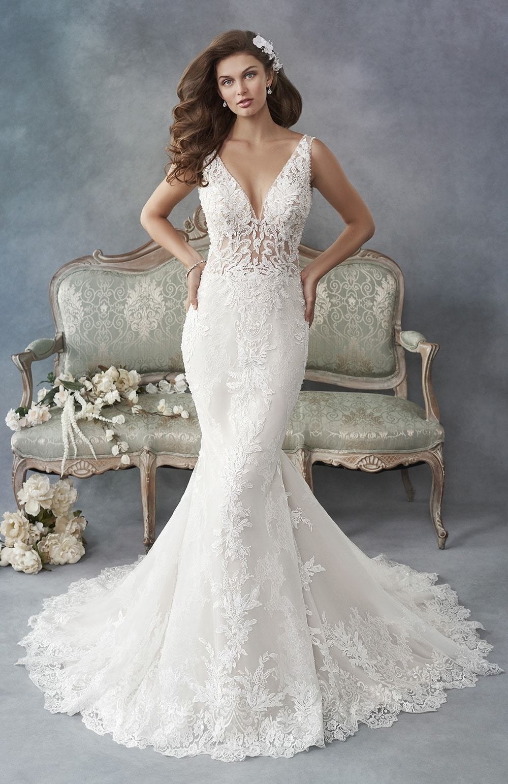 e54aff62b64 Robe de mariée en promotion. Découvrez notre sélection de robes de mariée  jusqu à ...