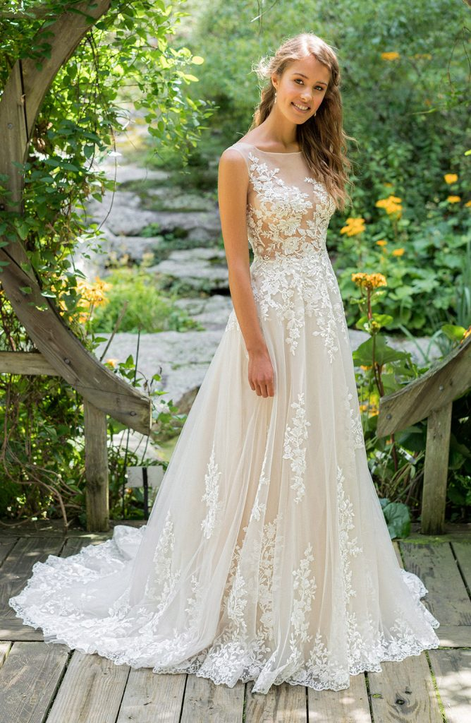 Robe De Mariee Lillian West Couture Nuptiale Collection