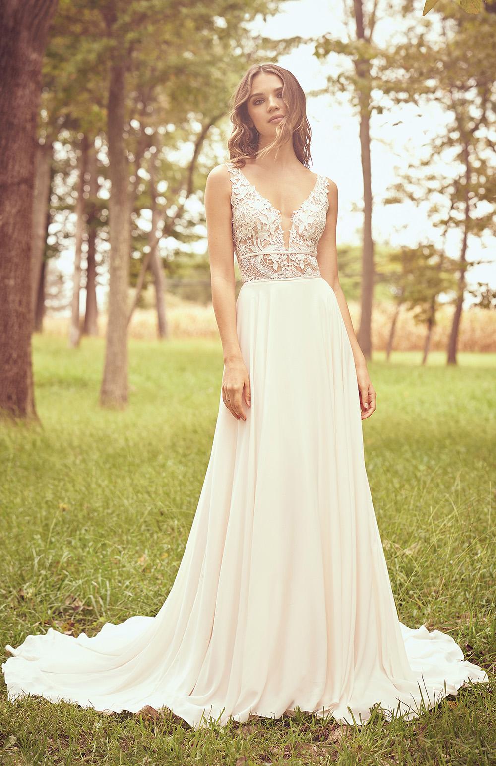 Robe de mariée Modèle Nava